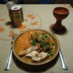 Abendessen am Taq Q + 11