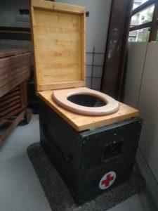 Trockentrenntoilette für meinen KTW (VW-T3-Ex-Krankenwagen)