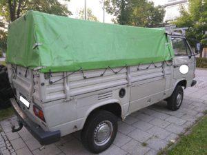 VW-T3-Syncro-Pritsche von hinten rechts